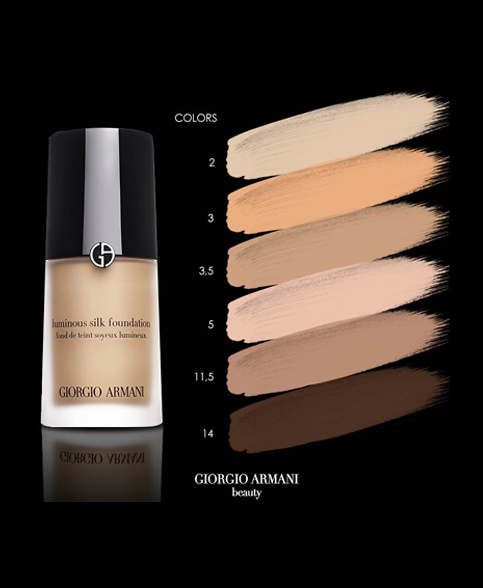 Giorgio Armani Makeup Foundation Reviews | Saubhaya Makeup