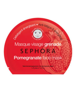 """<a href=""""/brand/sephora/""""><strong>SEPHORA</strong> </a><br /> Pomegranate Face Mask Image"""