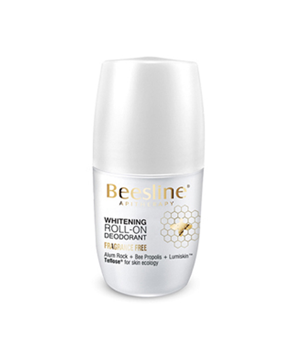 "<a href=""/brand/beesline/""><strong>BEESLINE</strong> </a><br /> Whitening Roll On Deodorant Image"