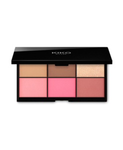 "<a href=""/brand/kiko-milano/""><strong>KIKO MILANO</strong> </a><br />  Smart Essential Face Palette Image"