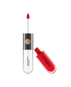 """<a href=""""/brand/ kiko-milano/""""><strong>KIKO MILANO</strong> </a><br />  Unlimited Double Touch Lip Color Image"""