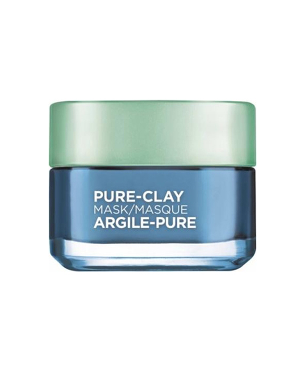 "<a href=""/brand/lorealparis/""><strong>L'ORÉAL PARIS</strong> </a><br />  Pure Clay Mask Image"