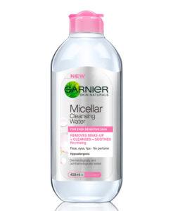"<a href=""/brand/garnier/""><strong> GARNIER</strong> </a><br />  SkinActive Micellar Cleansing Water Image"