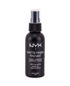 "<a href=""/brand/nyx/""><strong> NYX PROFESSIONAL MAKEUP</strong> </a><br />  Matte Finish Make Up Setting Spray Image"