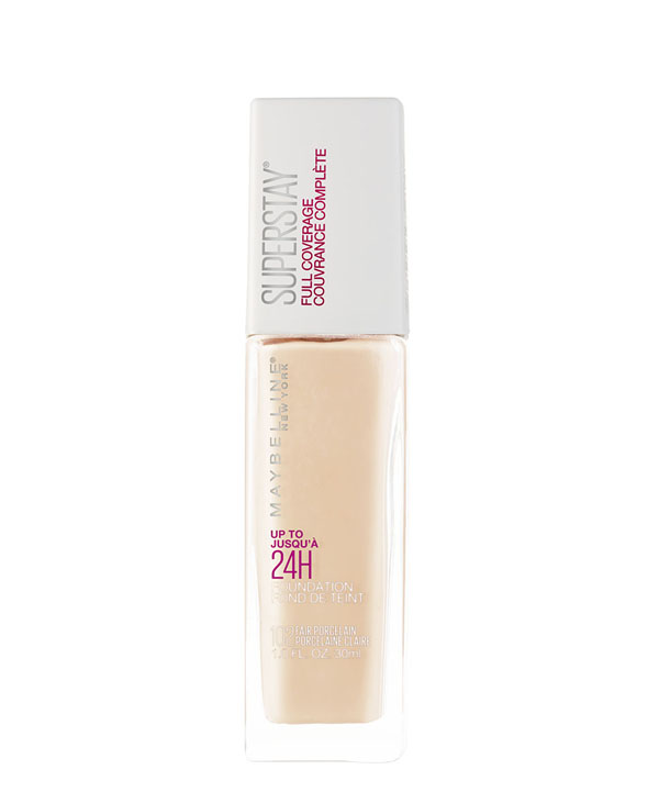 "<a href=""/brand/maybelline/""><strong> MAYBELLINE NEW YORK</strong> </a><br /> Super Stay Foundation Image"