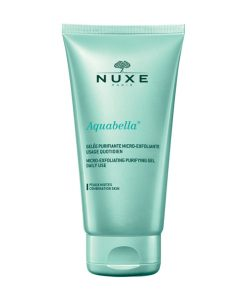"<a href=""/brand/nuxe/""><strong> NUXE</strong> </a><br /> Aquabella Micro-Exfoliating Purifying Gel Image"