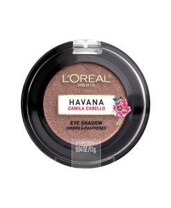 """<a href=""""/brand/lorealparis/""""><strong>L'ORÉAL PARIS</strong> </a><br />  Havana Camila Cabello Eye Shadow Image"""