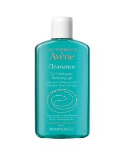 """<a href=""""/brand/Avene/""""><strong>AVÈNE</strong> </a><br>Cleanance Cleansing Gel for Face and Body Image"""