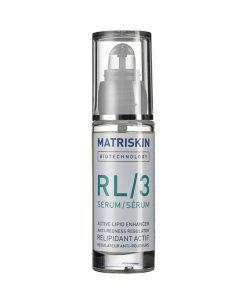 "<a href=""/brand/matriskin/""><strong> MATRISKIN</strong> </a><br /> RL/3 Serum Image"