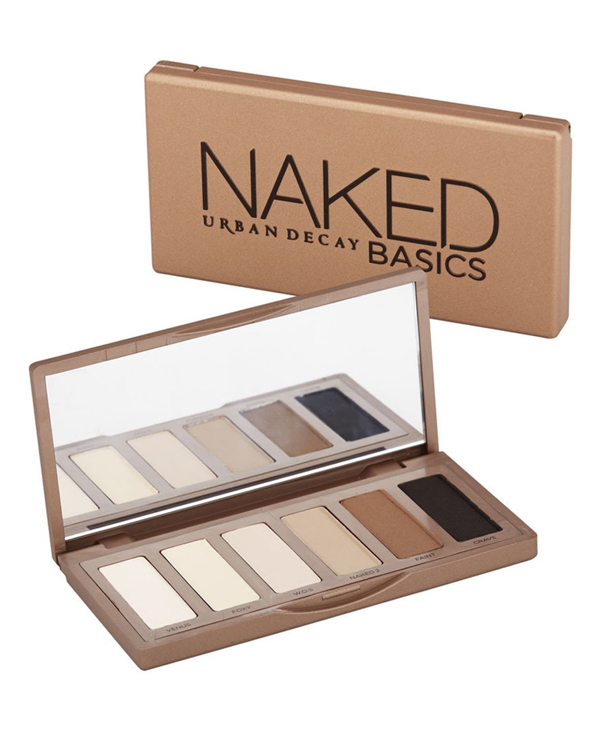 Urban Decay Naked 1 Eyeshadow Palette - beauty.bambi